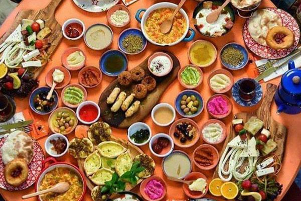 Турецкие деликатесы.