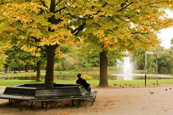 Парк Вондела.