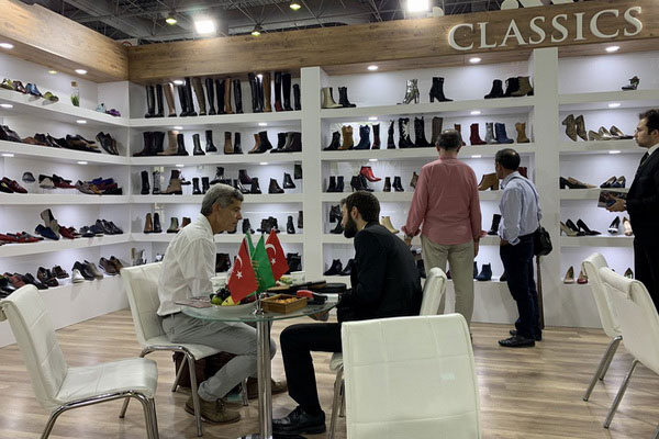 Выставка турецкой одежды и обуви Aymod 2020.