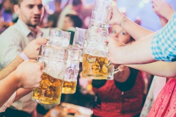 Фестиваль  Wiener Wiesn.