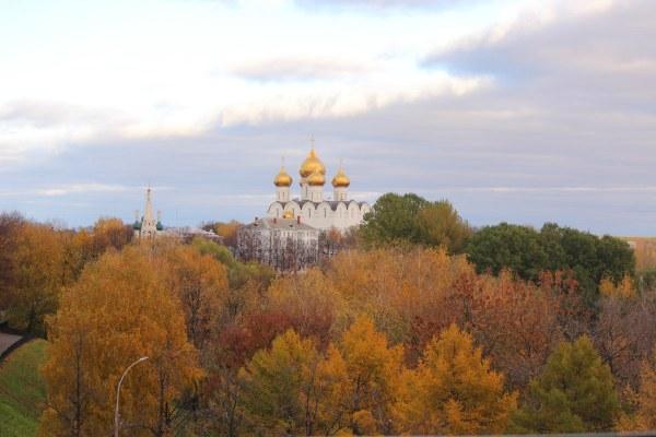 Осенний Ярославль 2019.