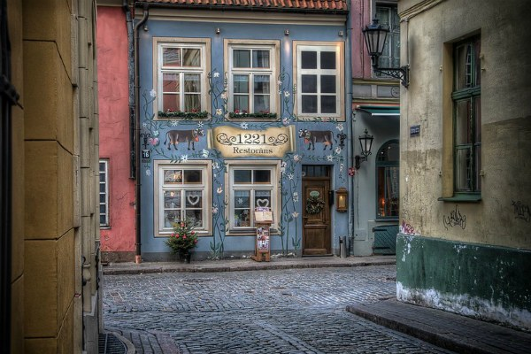 Ресторан 1221.