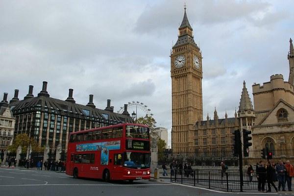 Экскурсия в Лондоне.