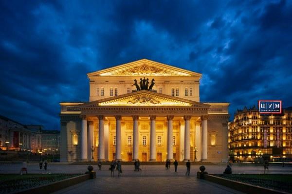 Спектакли в Москве.