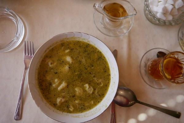 Суп дюшбара.