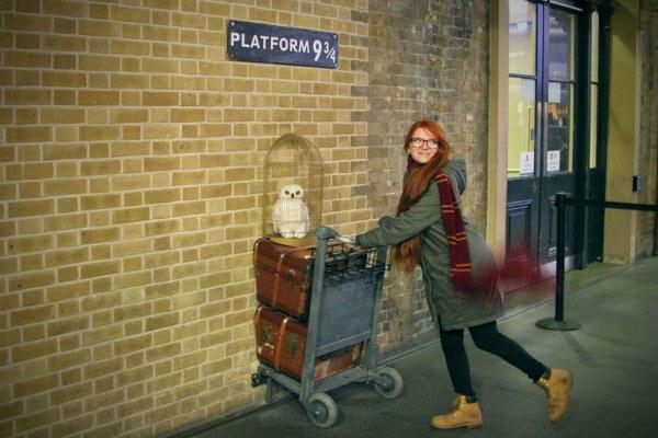 По следам Гарри Поттера.