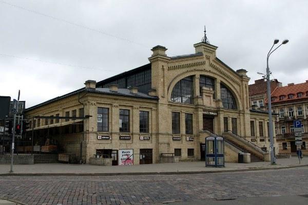 Рынок Halle Market.