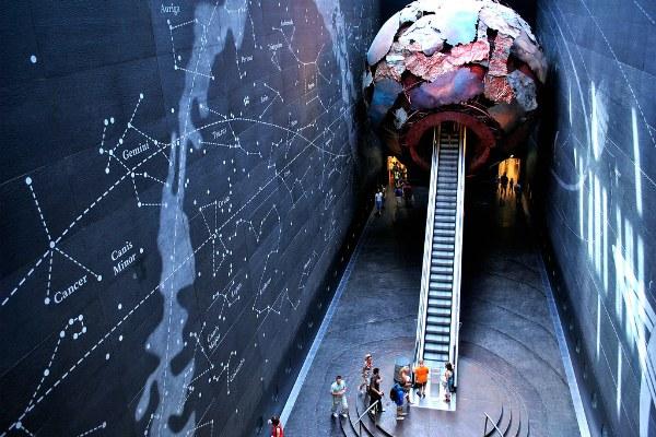 Экскурсия в музей науки.