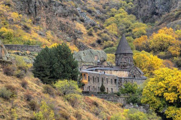 Осенний Ереван 2020.