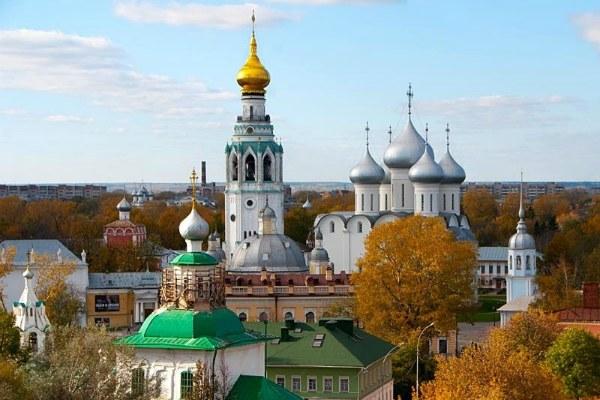 Октябрь 2020 в Вологде.