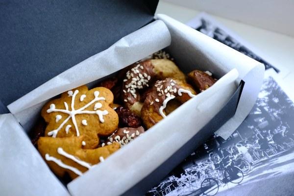Рождественское печенье.