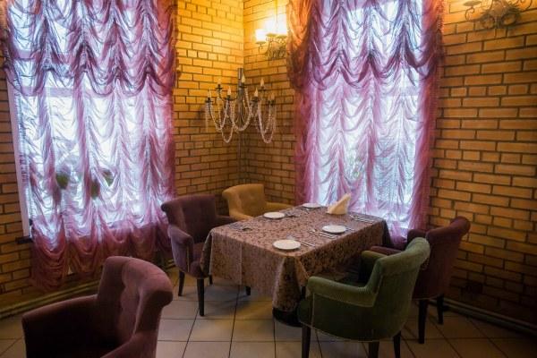 Ресторан «Пенаты».
