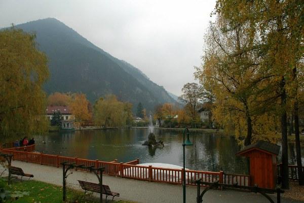 Австрийский город.
