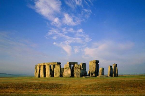 Камни-великаны.