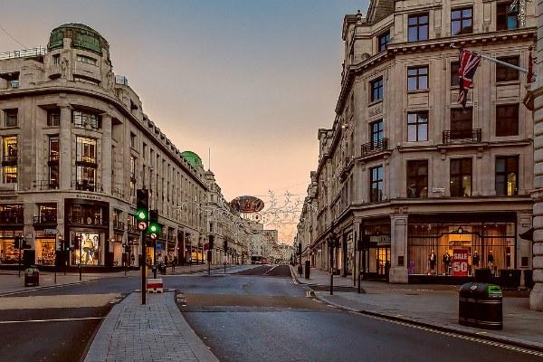 Regent street.