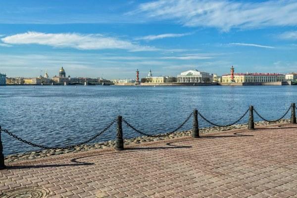 Морской Петербург.