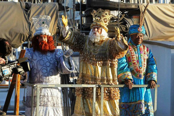 Парад королей.