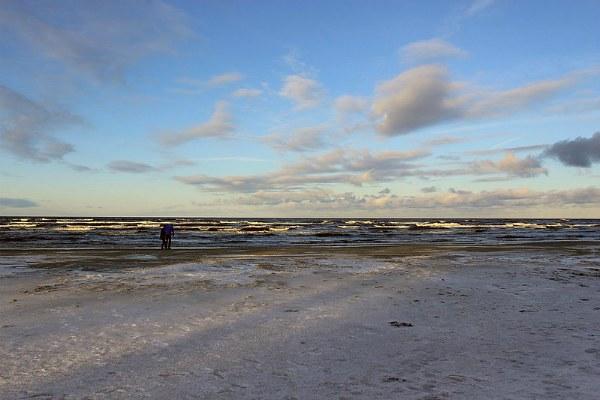 Юрмала. Пляж.