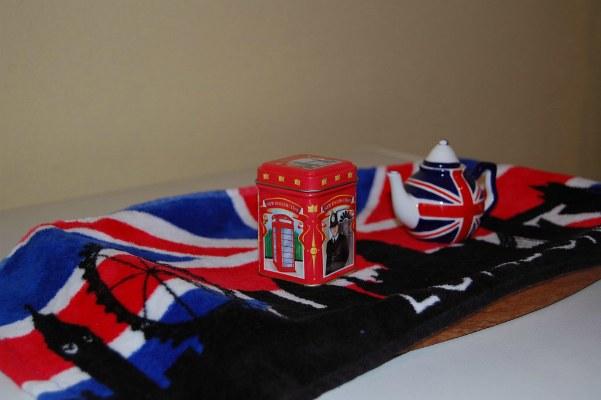 Сувениры из Лондона.