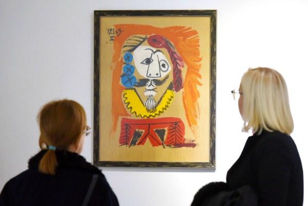 Выставка картин.
