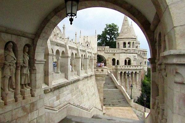 Будайская крепость.