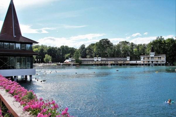 Поездка к озеру Балатан.