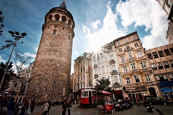Интересные места в Стамбуле.