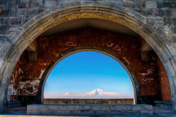 Поездка по Армении.