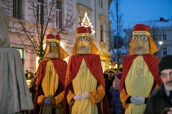 Шествие трёх королей.