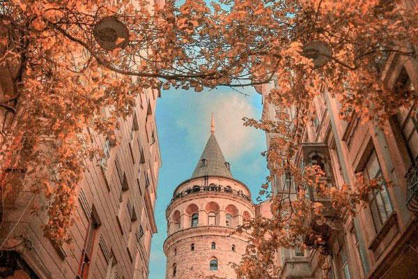 Прогулка по улицам бывшего Константинополя.