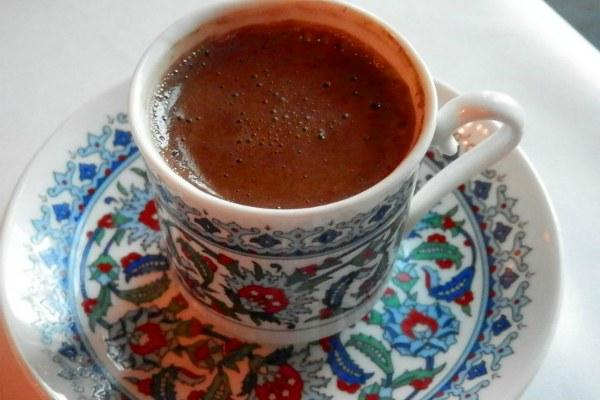 Турецкий кофе.