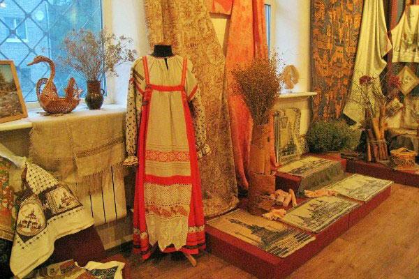 Музей в Костроме.