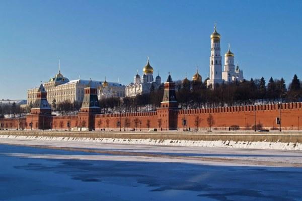 Обзорная по Москве.