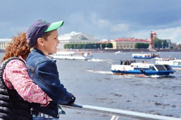 Петербург для детей.