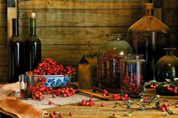 Латвийское вино.