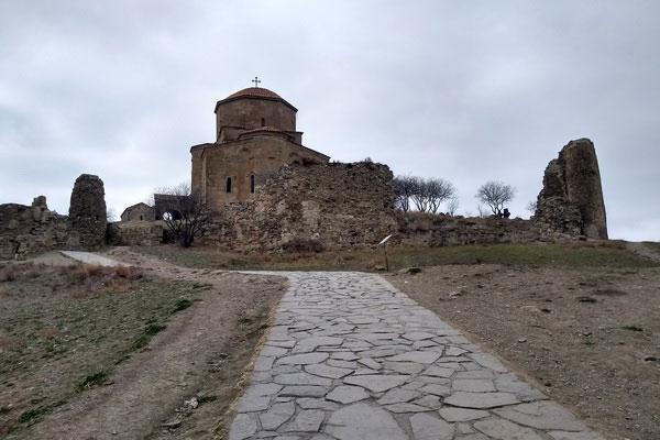 Церковь в Грузии.