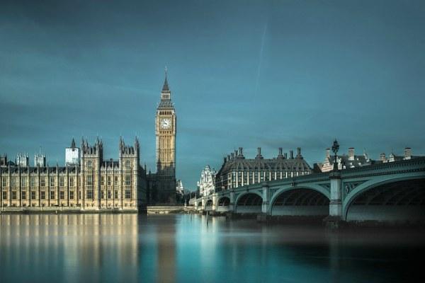 Зимний Лондон 2021.