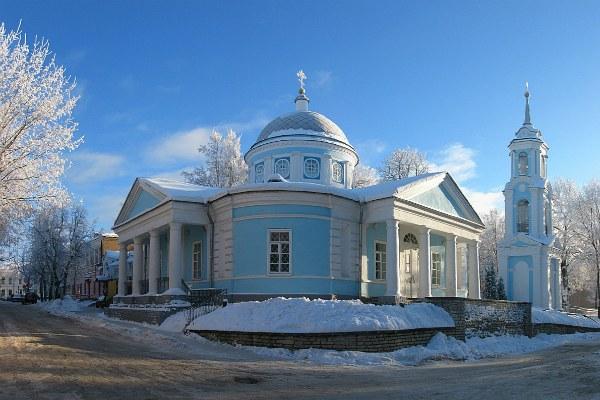 Церкви Пскова.