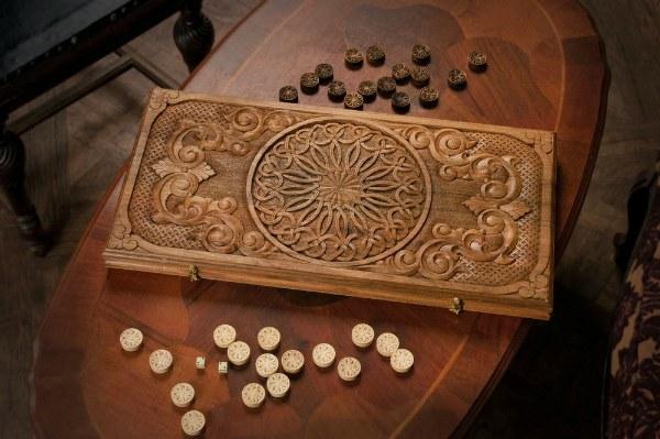 Сувениры из Казахстана.