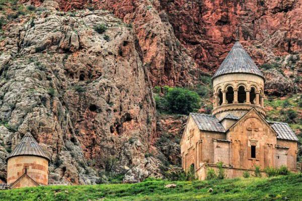 Достопримечательности Армении.
