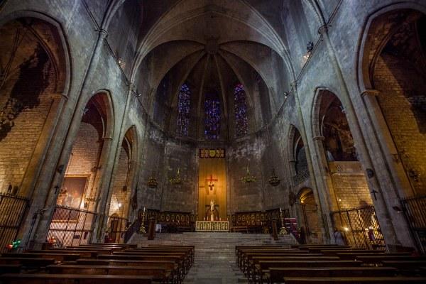 Собор Санта-Мария-дель-Пи.