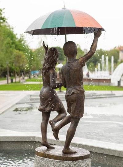 Скульптура. Дети.