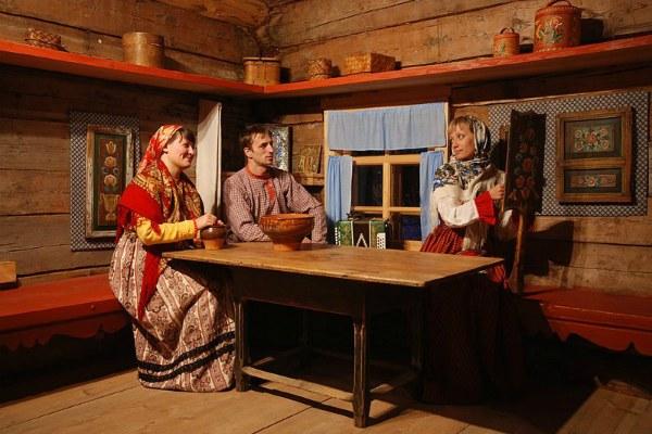 Музей «Семенково».