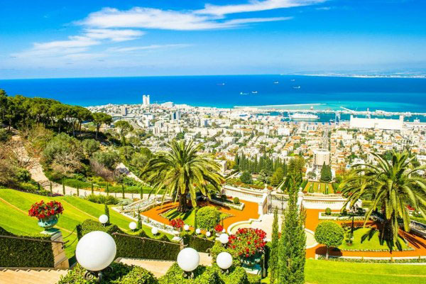 Города Израиля.