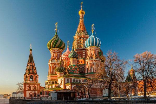 Квест по Москве.