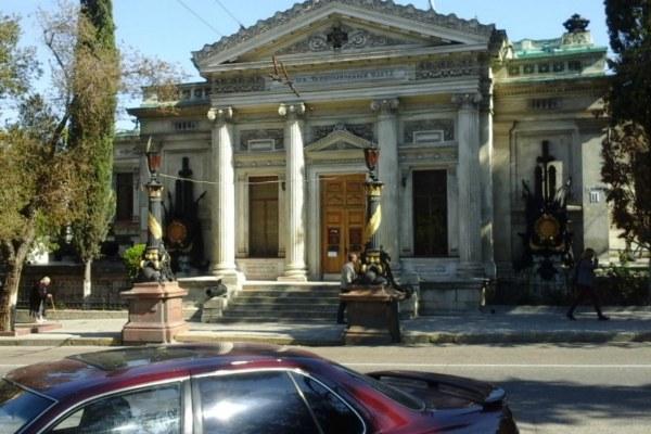 Музей в Севастополе.