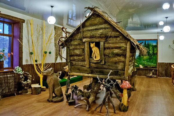 Музей «Лес-чудодей».