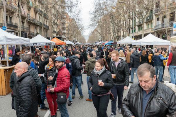 «Barcelona Craft Beer Festival».