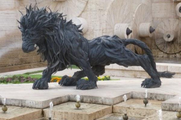 Скульптуры Еревана.