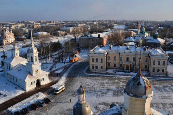 Экскурсия «Неповторимая Вологда».